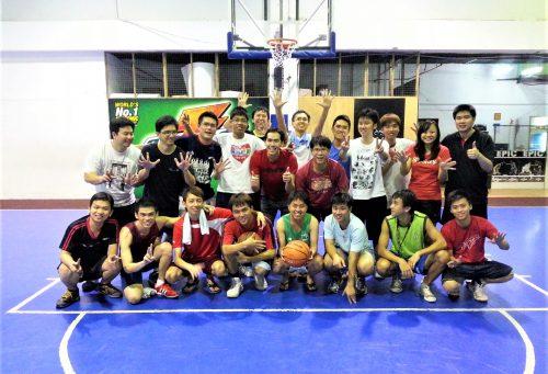 Basketball Activity