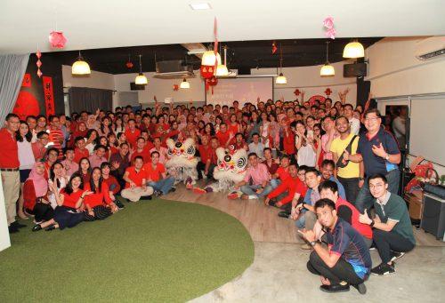 2019 PC CNY Celebration