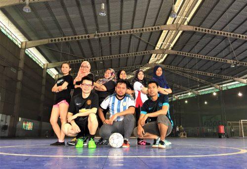 Futsal Activity