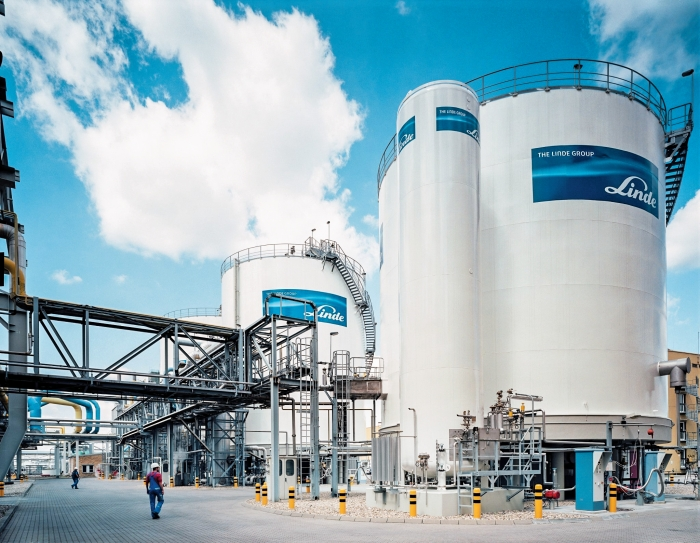 Process Control Automation for Industrial Gas Industry