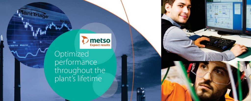 Metso's ExperTune PlantTriage