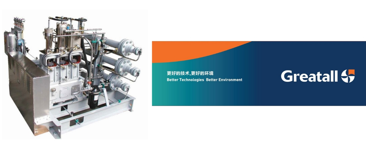 RIX (USA) : Oil Free Package Gas Compressor