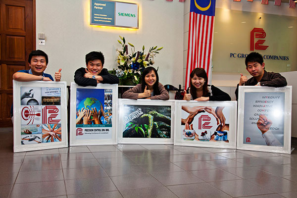 Company Values Poster Competition
