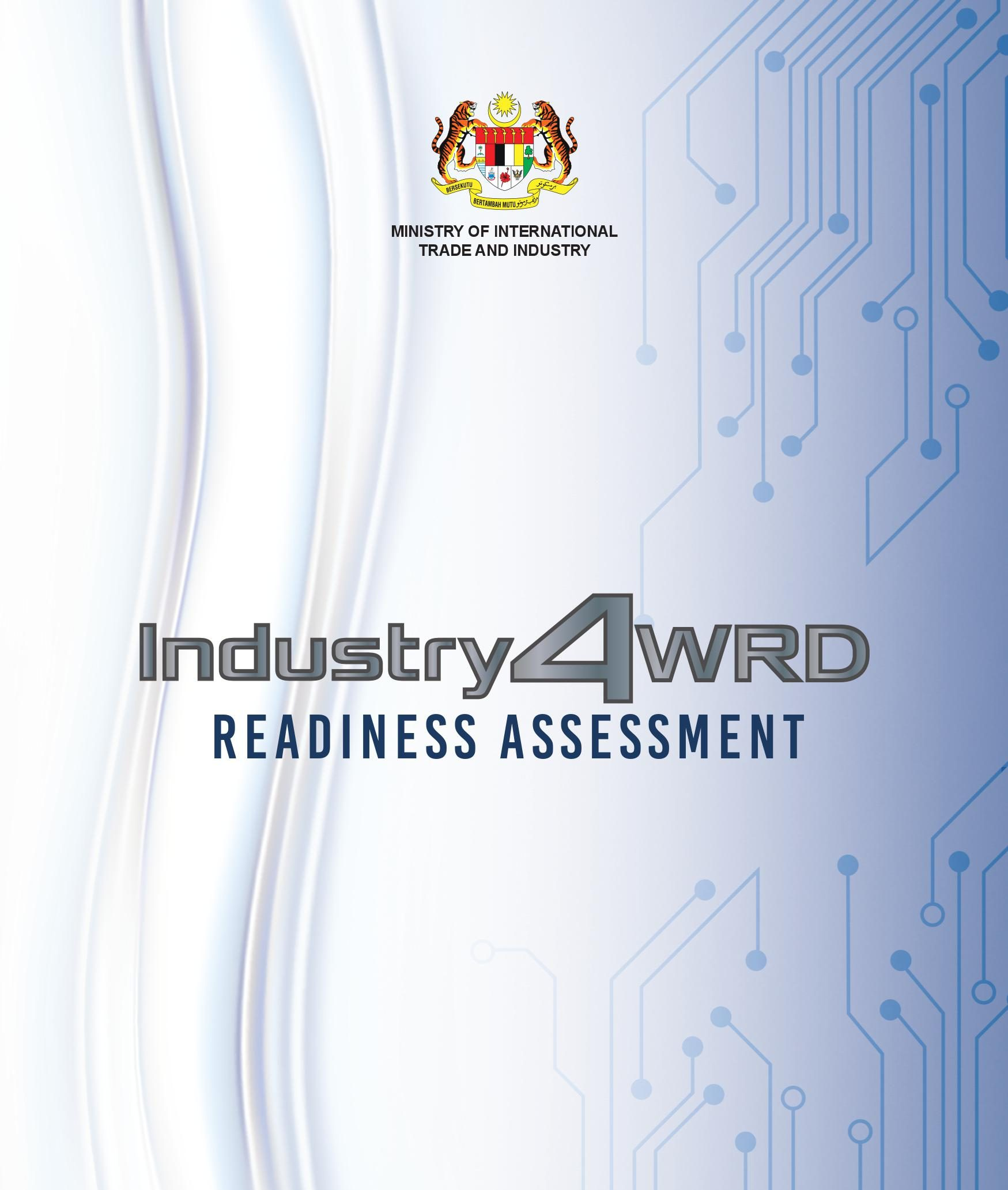 YNY as MITI Industry4WRD Readiness Assessment Body